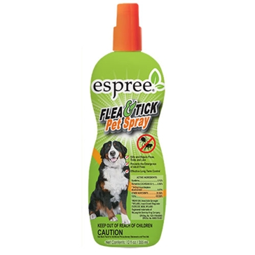 Espree Natural Flea & Tick Spray for Dogs