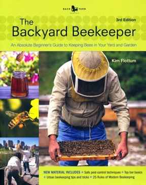 The Backyard Beekeeper Book by Kim Flottum