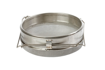 Little Giant Beekeeping Stainless Steel Honey Strainer