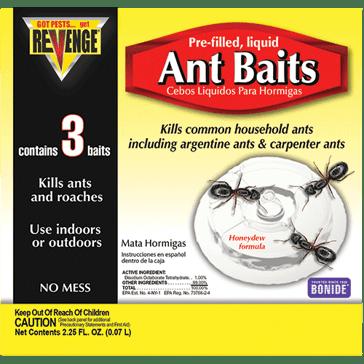 Bonide Revenge Ant Bait Station 3-Pack 2.25oz
