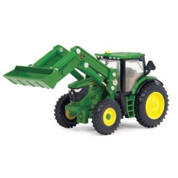 John Deere 6210R with Loader
