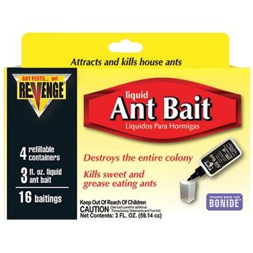 Bonide Revenge Ant Bait Liquid 3oz