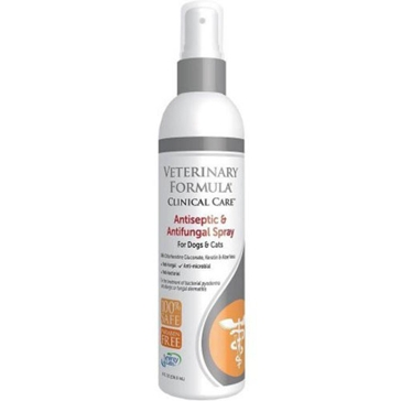 Veterinary Formula Clinical Care Antiseptic & Antifungal Spray