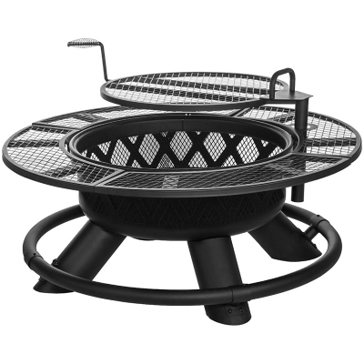 Big Horn Ranch Style Fire Pit