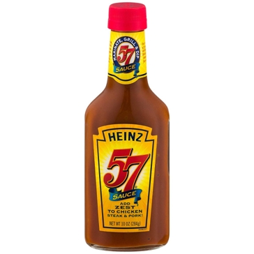 Heinz 57 Sauce 10oz Condiment