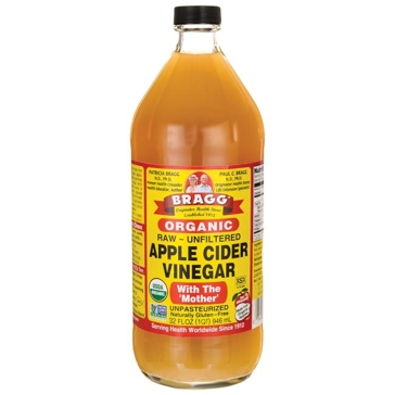Bragg Organic Raw & Unfiltered Apple Cider Vinegar 32oz