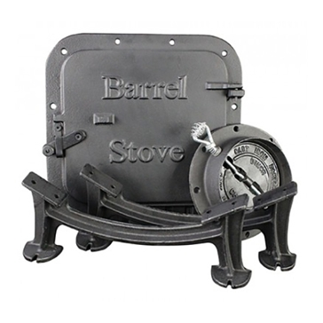 US Stove Standard Barrel Stove Kit