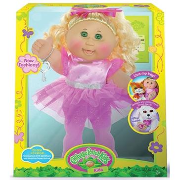 "Cabbage Patch Kids 14"" Doll Asst 30510"