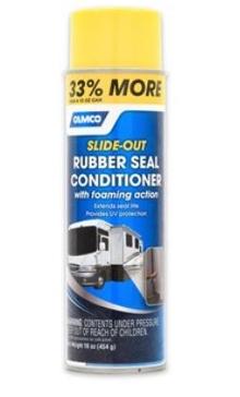 Camco Rubber Seal Conditioner 16 Oz.
