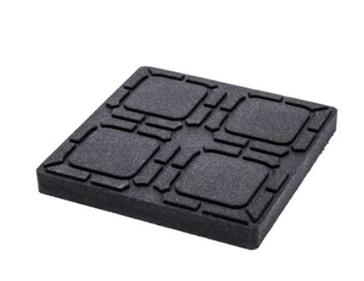 "Camco Universal Leveling Block Flex Pads - Pair 8.5"" x 8.5"" - 2 Pk."
