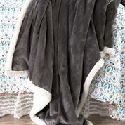 Carstens Perfect Gray Throw