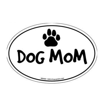 Prismatix Dog Mom Magnet