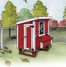 The Shed Yard Medium OverEZ Chicken Coop MOEZCKCP