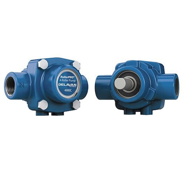 Delavan Cast Iron 4 Roller Pump 4900C