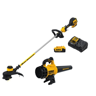 DeWalt 20V Max Lithium-Ion String Trimmer/Blower Combo Kit