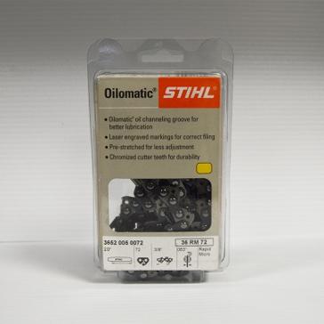 """Stihl Oilomatic 36RM72 20"""" Saw Chain"""