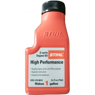 Stihl 2.6oz High Performance Oil