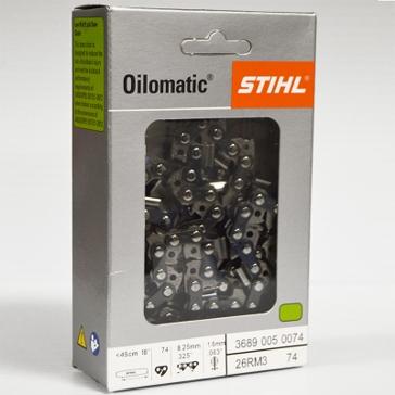 """Stihl Oilomatic 26RM374 18"""" Saw Chain"""
