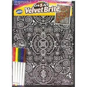 """Cra-z-art Velvet Brite Poster 11x15"""""""