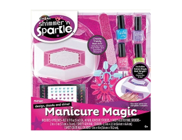 Cra-Z-Art Shimmer 'n Sparkle Manicure Magic