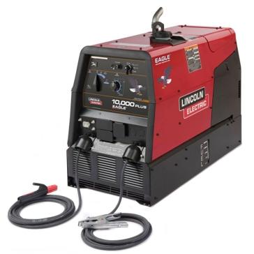 Lincoln Electric K2343-3 EAGLE™ 10,000 PLUS ENGINE DRIVEN WELDER (KOHLER®)