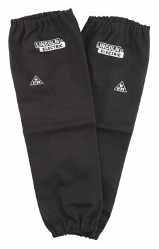 Lincoln Electric Black Fire Resistant Welding Sleeves KH813