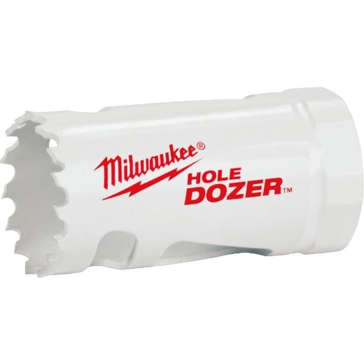 Milwaukee Hole Dozer Bi-Metal Hole Saw 1""