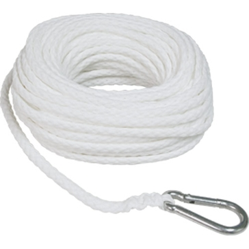 "SeaSense 1/4""x50' Hollow Braid Anchor Line 50013042"