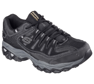 Skechers Men's After Burn Casual Shoe 50125BKCC