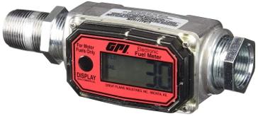 GPI Digital Fuel Meter 113255-1