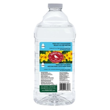 Perky-Pet Ready-to-Use Clear Nectar, 64 oz Bottle