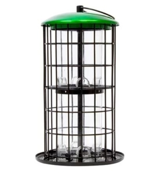 Drop & Fill Bird Feeder