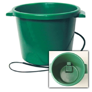 Farm Innovators 16G Plastic Heated Tub HT-200