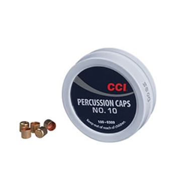 CCI Percussion Caps No. 11