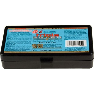 Hodgdon Triple Seven 45 Caliber - 50 Grain Pellets