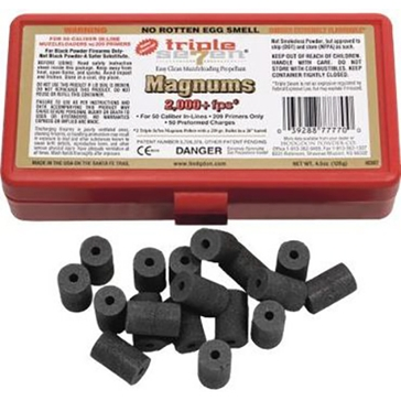 Hodgdon Triple Seven 50 Caliber Magnums - 60 Grain Pellets