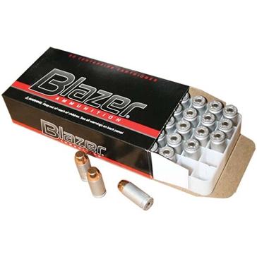 Blazer Handgun Ammunition 40 S&W 180 Grain