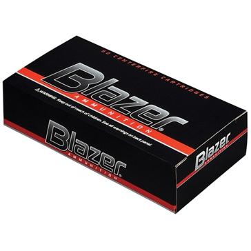 Blazer Brass Handgun Ammunition 357 Magnum 158 Grain