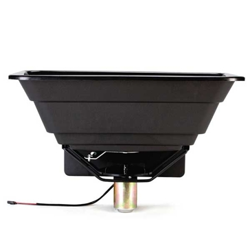 Moultrie ATV Rack Mount Spreader 50lb Capacity