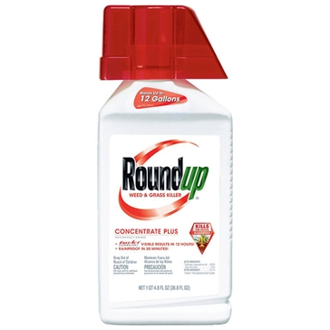 Roundup Weed & Grass Killer Concentrate Plus 36.8oz