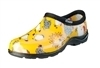 Sloggers Daffodil Yellow Chicken Clogs