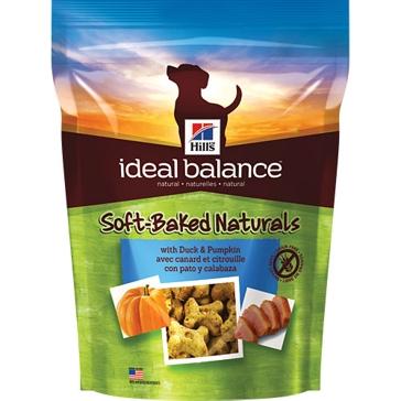 Hill's Ideal Balance Soft-Baked Naturals with Duck & Pumpkin Dog Treats 8oz