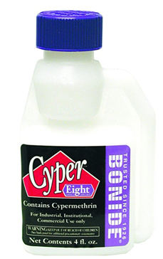 Bonide Cyper Eight for Insect Control- 4 ounces