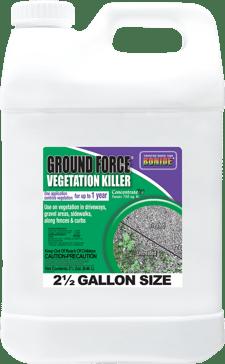 Bonide Ground Force Vegetation Killer Concentrate 2.5 gallon