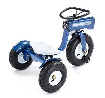 Tricam Blue Tractor Tricycle GCK-31