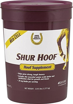 Horse Health Shur Hoof Hoof Supplement 2.8lb