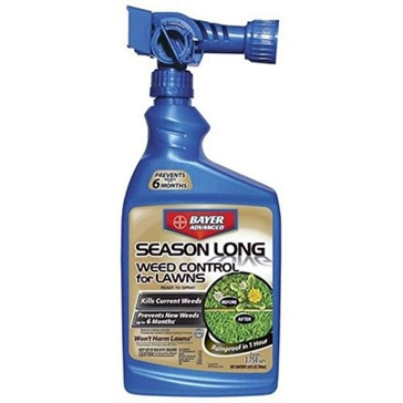 Bayer Season Long Weed Control Ready to Spray-24 ounces