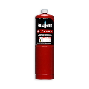 BernzOmatic Oxygen Cylinder - 1.4 oz