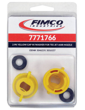 Fimco Nylon Cap With Gasket- Used on Sprayer ATV-25-71