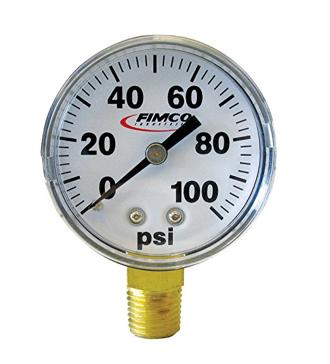 "fimco 2"" dry gauge"
